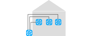 Multi Split Air Conditioning Installation